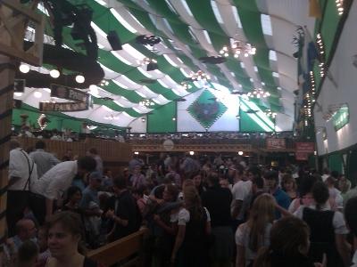 Oktoberfest, Festival de la Cerveza en Munich