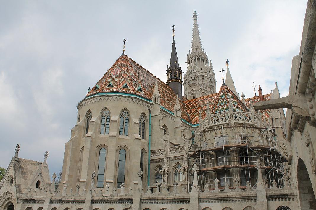 Castillo-Budapest