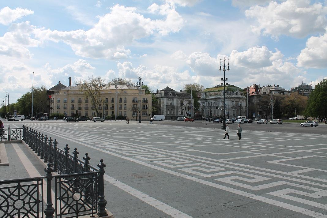 Plaza heroes - Budapest