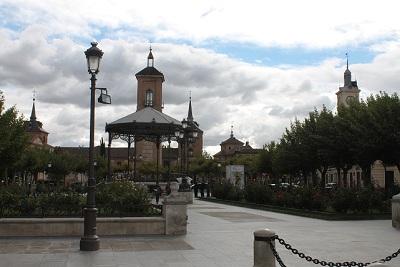 Alcala de Henares- Viaje-Destino