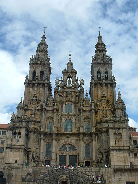 Santiago-Viajes- Catedral