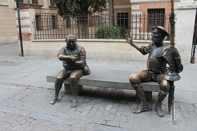 Alcala de Henares, ciudad cervantina.