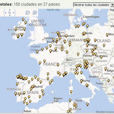 Cities I've visited, la aplicación para viajeros