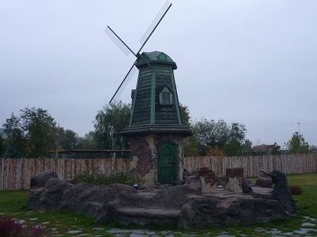 Molinos Holandeses - Parque Europa
