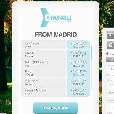 Buscador de vuelos baratos sin destino drungli.com