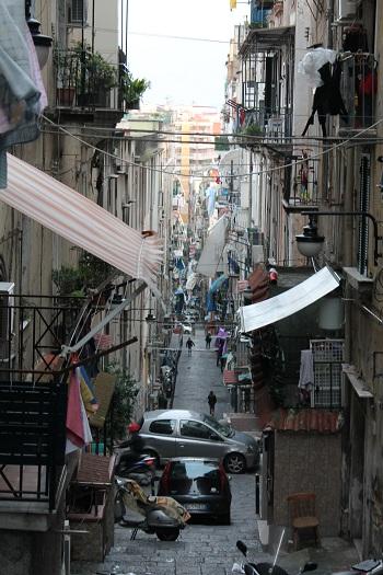 Calle de Napoles