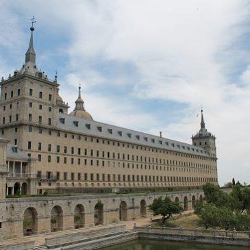 El palacio de El Escorial