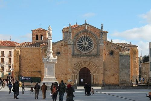 Iglesia - Avila -Romanico