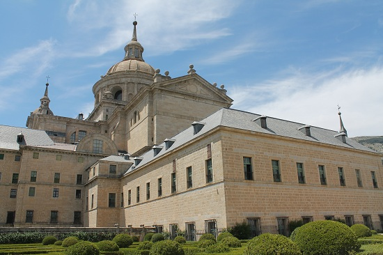 Palacio - El Escorial - Madrid