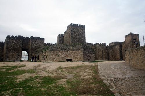 Trujillo (Caceres)-castillo