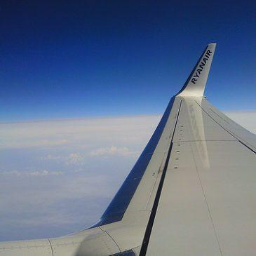 Consejos para volar con Ryanair