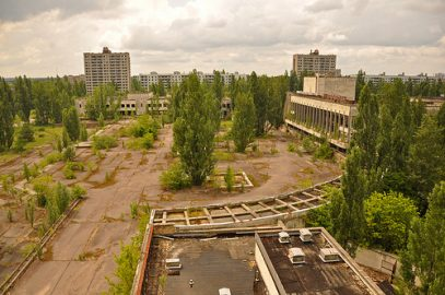 Prypiat (Ucrania), el fantasma de un desastre