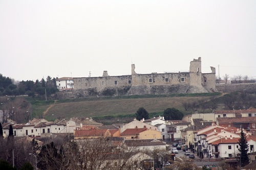 Chinchon-Castillo