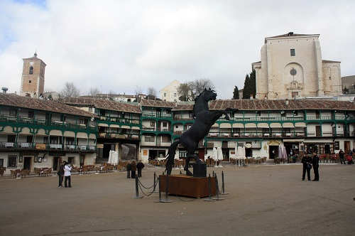 Chinchon-Plaza Mayor