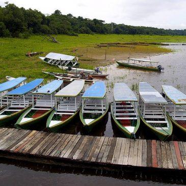 Turismo en el Amazonas