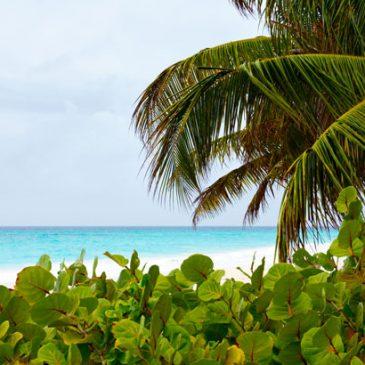 Las mejores playas del mar caribe