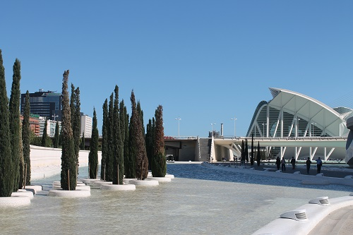 Ciudad Artes Vista General
