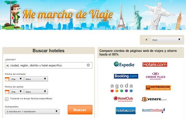 Comparador Hoteles