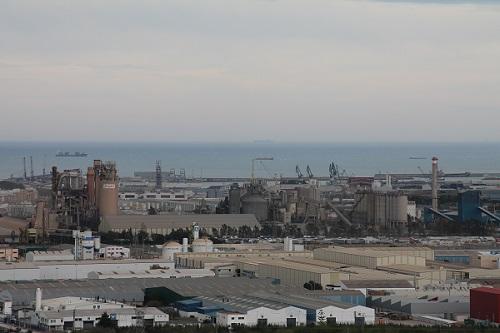 Zona Industrial Sagunto