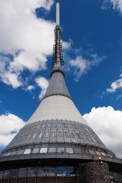 torre de jested liberec
