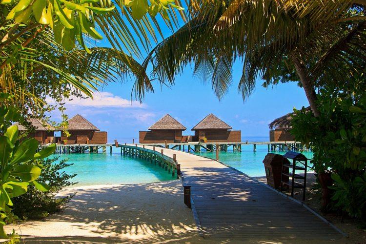 cabañas alquiler maldivas