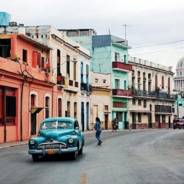 En Cuba, casas particulares
