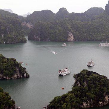 Cómo reservar un crucero para Ha-long Bay, Vietnam