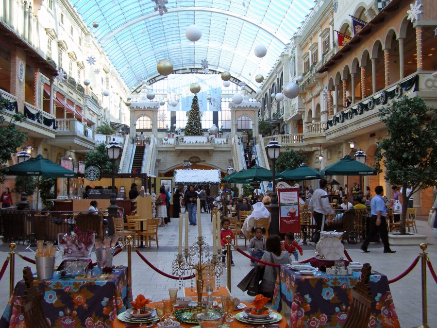 Mercado Dubai Navidad