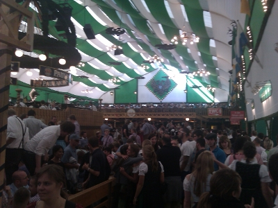 Oktoberfest, Festival de la Cerveza en Munich
