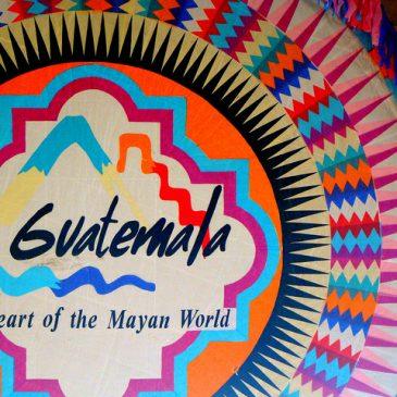 De turismo por Guatemala