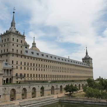 El palacio de El Escorial