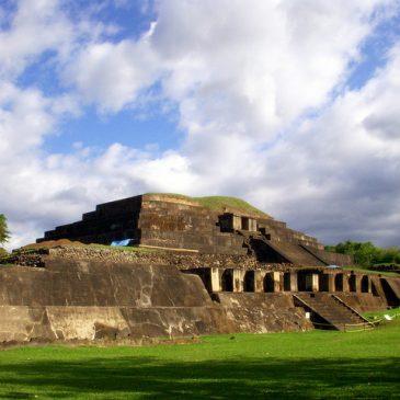 Ruinas Mayas de Tazumal