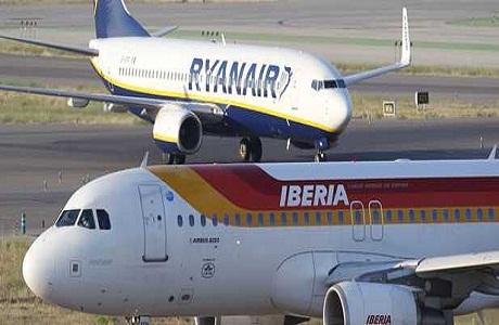 Seguridad Aerea y Ryanair