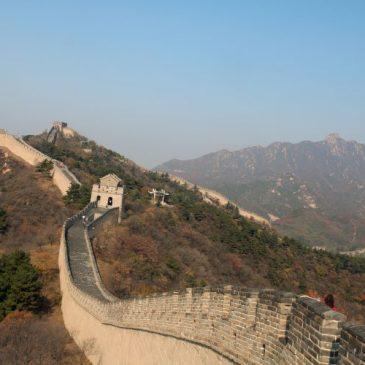 Cómo visitar la Gran Muralla China por tu cuenta
