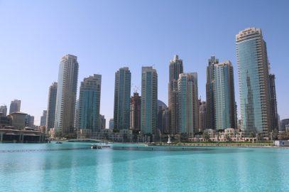 Edificios de Dubai